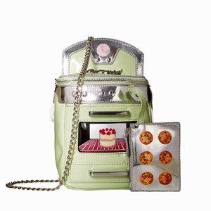 Betsey Johnson Oven Kitsch Crossbody Bag